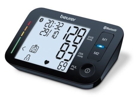 Beurer BM 54 Bluetooth® Felkaros vérnyomásmérő
