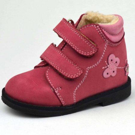 Flo-910 Salus bélelt gyerekcipő lány 18-24