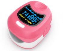 Pulzoximéter gyermek/csecsemő 50Q Baby rózsaszín