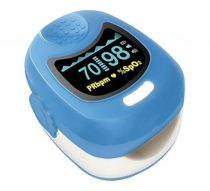 Pulzoximéter csecsemő 50Q Baby világoskék