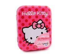 Hello Kitty ragtapasz fémdobozban