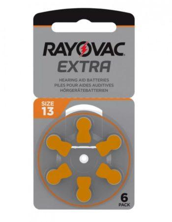 Rayovac 13 elem fülhallgatóhoz