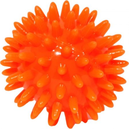 Tüskés labda 6 cm narancs