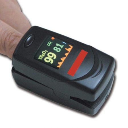 Pulzoximéter OXY-6 riasztás funkcióval