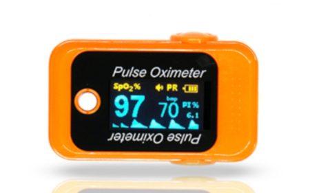 Pulzoxi méter Bluetooth kapcsolattal BM1000