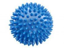 Tüskés labda 10 cm kék masszírozó labda