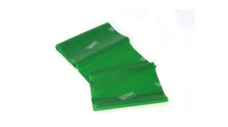 Sissel erősítő gumiszalag erős zöld 15cm x 2,5m
