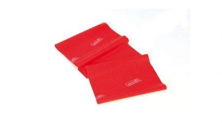 Sissel erősítő gumiszalag közepes piros 15cmx 2,5m
