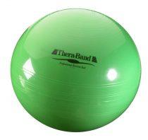 Thera-Band 65 cm zöld gimnasztikai labda (165-180 cm testmagasság)