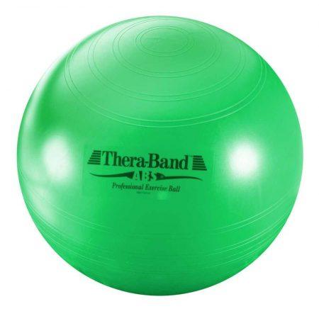 Thera-Band 65 cm zöld ABS gimnasztikai labda (165-180 cm testmagasság)