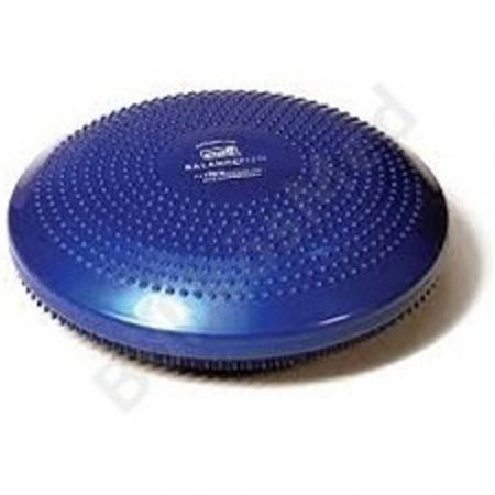 Sissel balancefit tüskés egyensúlyozó párna kék 34cm