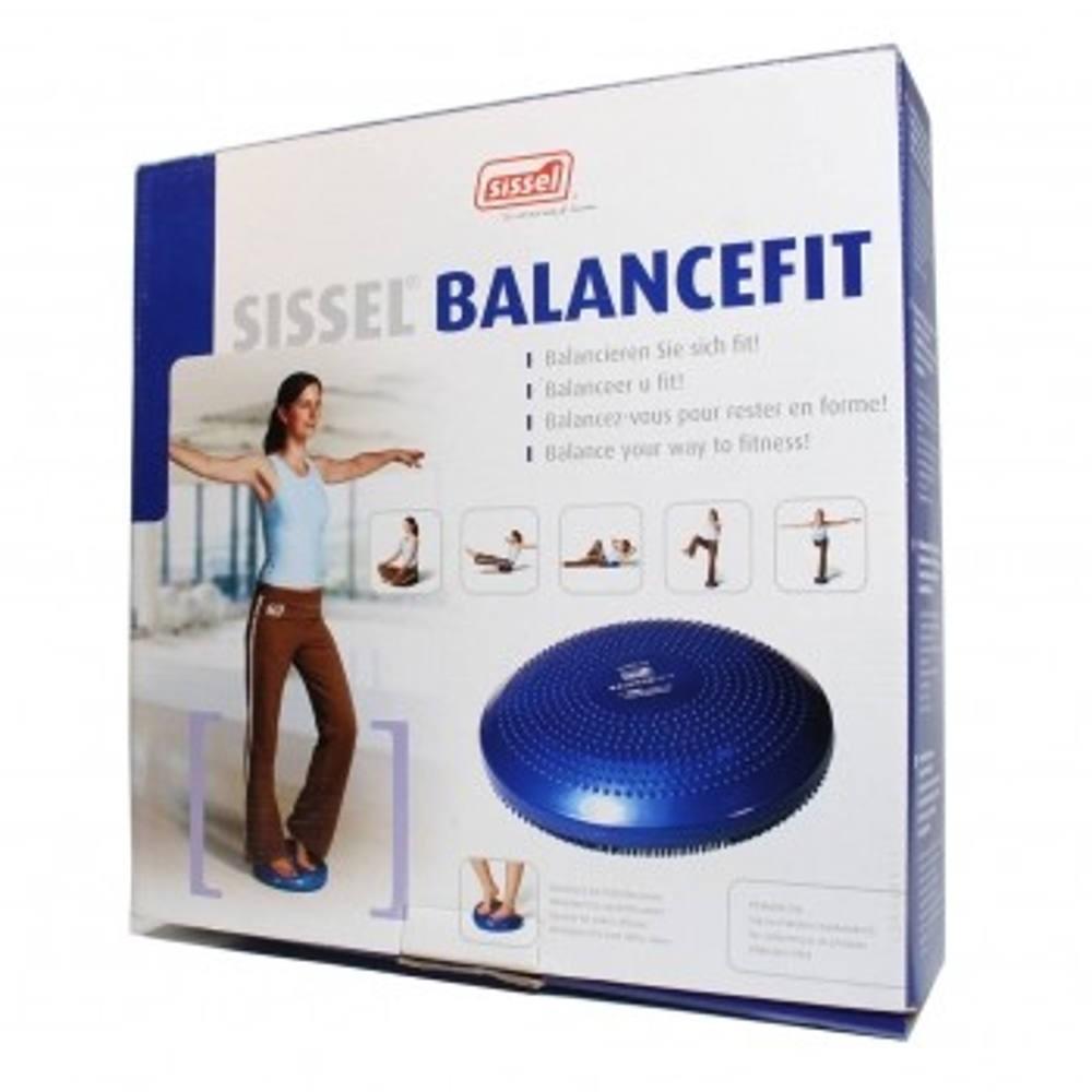 Sissel balancefit tüskés egyensúlyozó párna kék 34cm 8309bce590