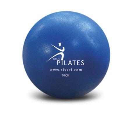 Sissel pilates soft ball kék 26cm
