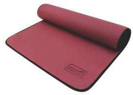 Sissel yoga szőnyeg fukszia 180 x 60 x 0,4 cm