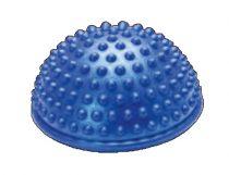 Egyensúlyozó félgömb, kék