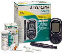 Accu-Chek Active  vércukorszintmérő készülék