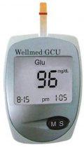 Vércukor- koleszterin és húgysav mérő szet Easy Touch Wellmed ET- GCU