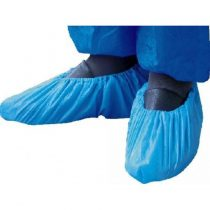 Cipővédő polietilén (0,025 mm vastag) egyszerhasználatos