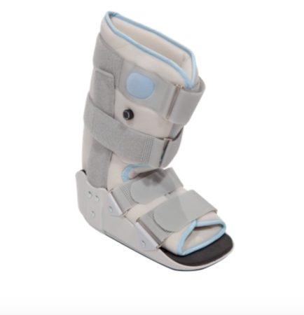 Walker légpárnás boka- és lábszárrögzítő csizma rövid