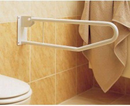 Felhajtható WC kapaszkodó