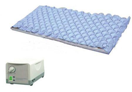 Váltakozó nyomású matrac + kompresszor felfekvés ellen  Thuasne