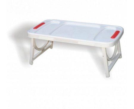 Reggelizőasztal műanyag lábbal