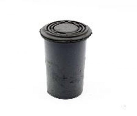 Botvég gumi járóbotra fémbetéttel 18 mm