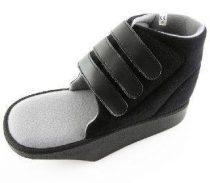 Lábfej tehermentesítő cipő