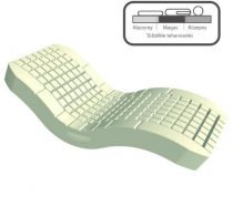 Többféle nyomást biztosító antidecubitus matrac