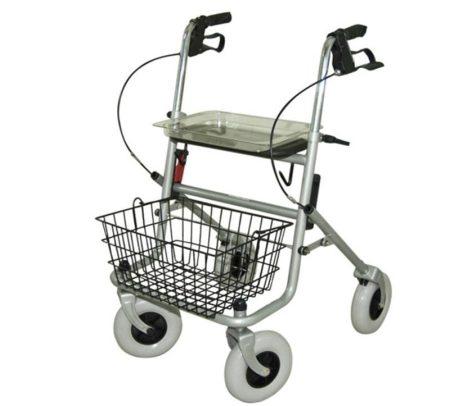 CRISTALLO standard összecsukható rollátor