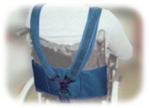 5 pontos betegrögzítő biztonsági mellény kerekesszékbe