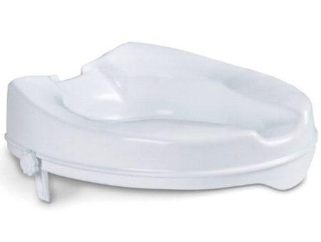 WC magasító 6 cm-es fedő nélkül