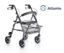Atlante extra könnyű nagy teherbírású összecsukható rollátor