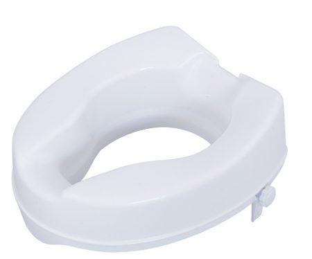 WC magasító 10 cm csavaros rögzítés Mobiak