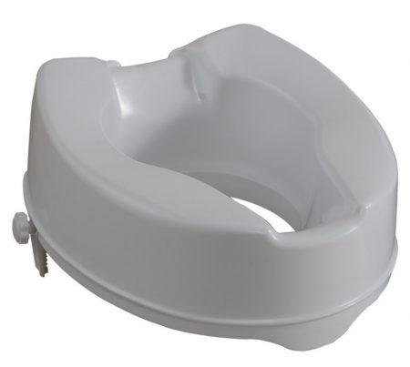 WC magasító 15 cm csavaros rögzítés Mobiak