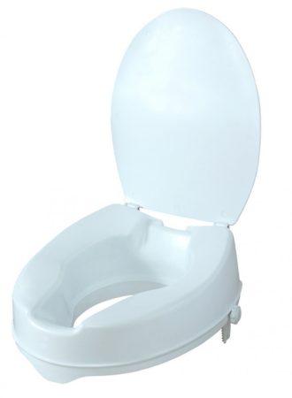 WC magasító tetővel 10 cm csavaros rögzítés Mobiak