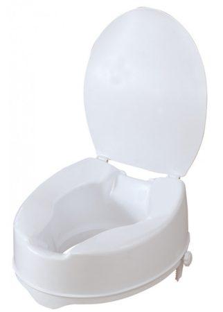 WC magasító tetővel 15 cm csavaros rögzítés Mobiak