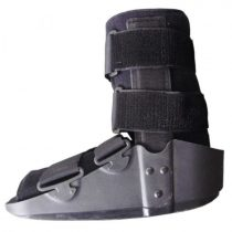 Boka- és lábszárrögzítő csizma Walker fix bokaszögben rövid Mobiak