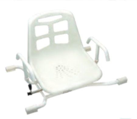 """Kifordítható fürdőkád ülőke """"Aluminium"""" SD11200"""