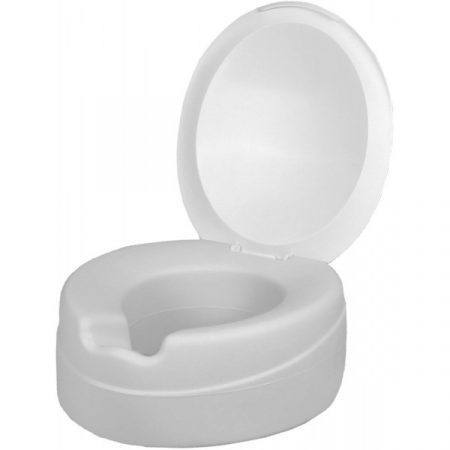 SOFT WC Magasító puha ülőfelülettel, fedéllel