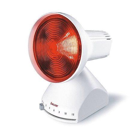 IL 30 Beurer infralámpa 150 watt időzítő beállítóval