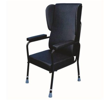 Oldaltámaszos életviteli szék állítható magassággal