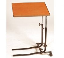 Ágyasztal DIVAN két kerékkel