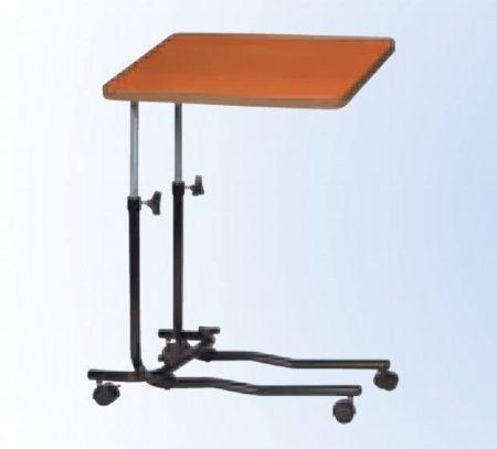 Ágyasztal DIVAN 4 kerékkel, állítható magasság és dőlésszög