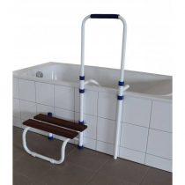 Fürdőkád kapaszkodó, belépést segítő keret (150kg)