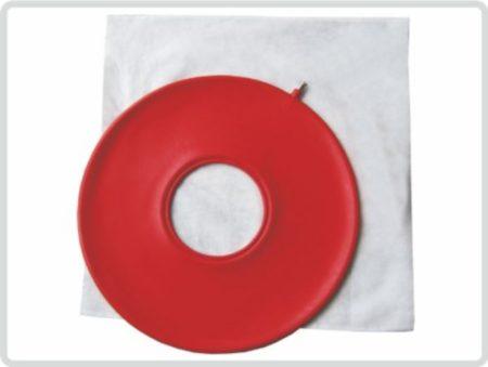 Felfújható ülőgyűrű felfekvés ellen 45 cm huzattal SD41245