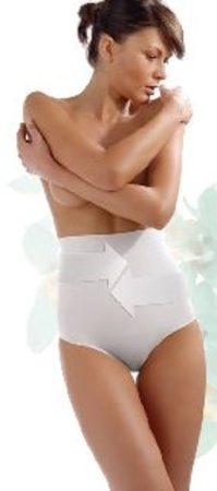 Alakformáló női alsó magas derékkal fehér