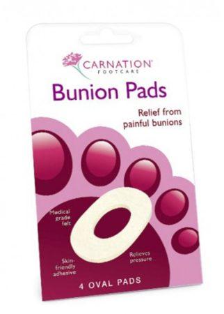 Carnation bütyökvédő filctapasz ovális 4 db/doboz