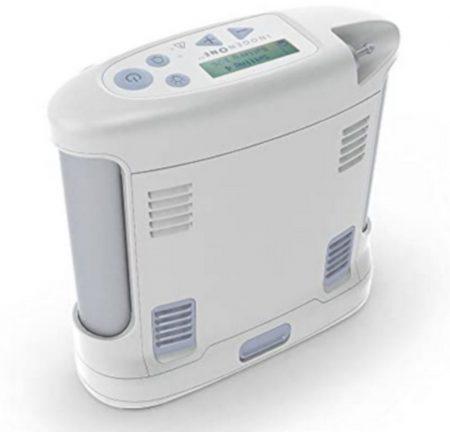 Inogen One G3 hordozható impulzus-oxigénkoncentrátor