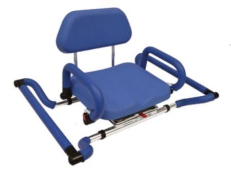 Easy Swing forgatható, összecsukható fürdőkádülés